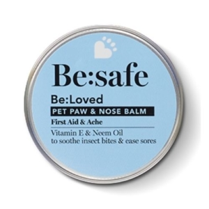 Be:Loved Be:safe Paw & Nose Balm 60g