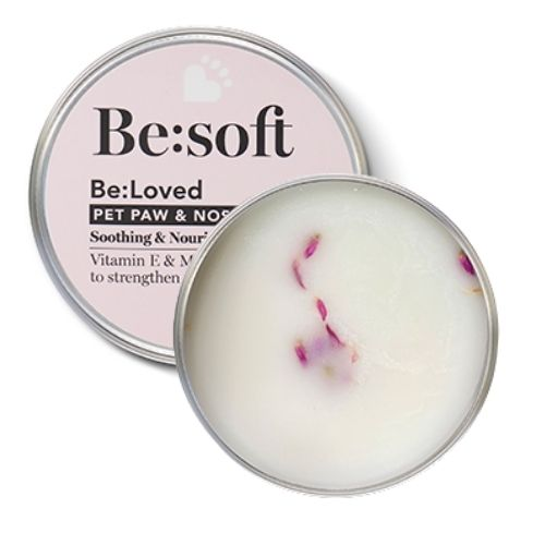 Be:Loved Be:soft Paw & Nose Balm 60g