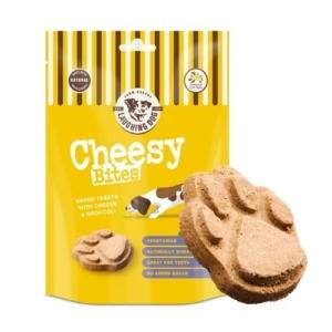 Laughing Dog Cheesy Bites 125g