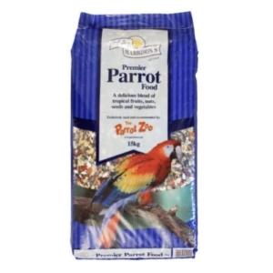 Walter Harrisons Premier Parrot Mix 15kg