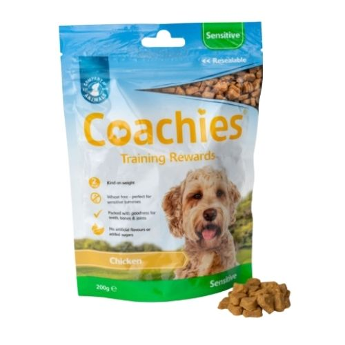 Coachies Sensitive Training Rewards 200g