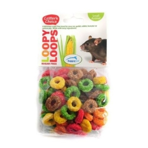 Critters Choice Loopy Loops 50g