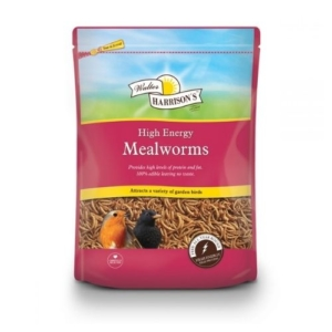Walter Harrisons High Energy Mealworms