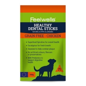 Feelwells Dental Sticks 7pk