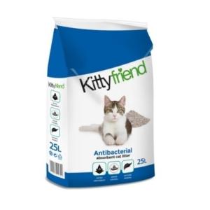 Kittyfriend Antibacterial Litter 25L