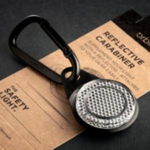 Orbiloc Reflective Carabiner