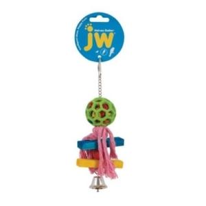 JW Bird Holee Roller Pom Pom