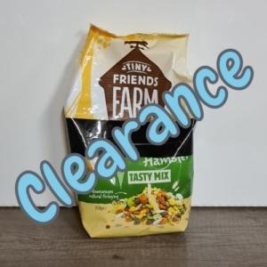 (C) Supreme Harry Hamster Tasty Mix 700g [DAMAGED BAG]
