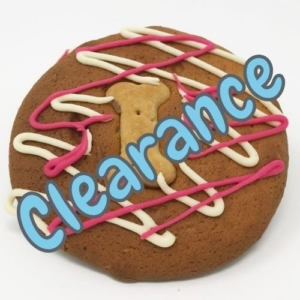 (E) The Barking Bakery Iced Cookie 60g [BB TBC]