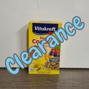 (E) Vitakraft Canary Frutti Cocktail 200g