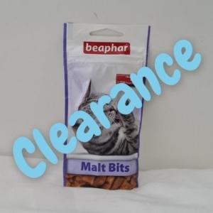 (E) BEAPHAR Malt Bits 75pcs 35gm [EXPIRED - BB 20-03-21]